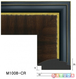 Багет Decor-dizayn M1008-CR