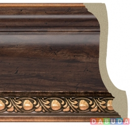 Карниз Decor-dizayn 129-1084