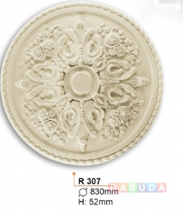 Молдинг гладкий Gaudi decor CR 3072 (2,44м)